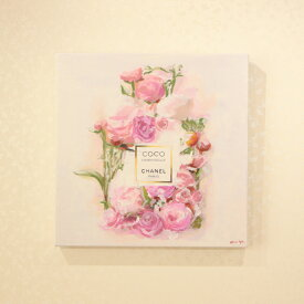 Bottle Bouquet 40.6cm×40.6cm【Oliver Gal オリバーガル】壁掛け絵 絵画 アート17721
