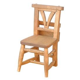 ★Atelier アトリエシリーズ キッズチェア 子供用 椅子 いす カントリー 無垢 パイン無垢材 木製 木 天然木 ナチュラル 収納 子供 ラック付き ミニ 小さめ おしゃれ かわいい レトロ アンティーク 絵本 スリム 自然RET310