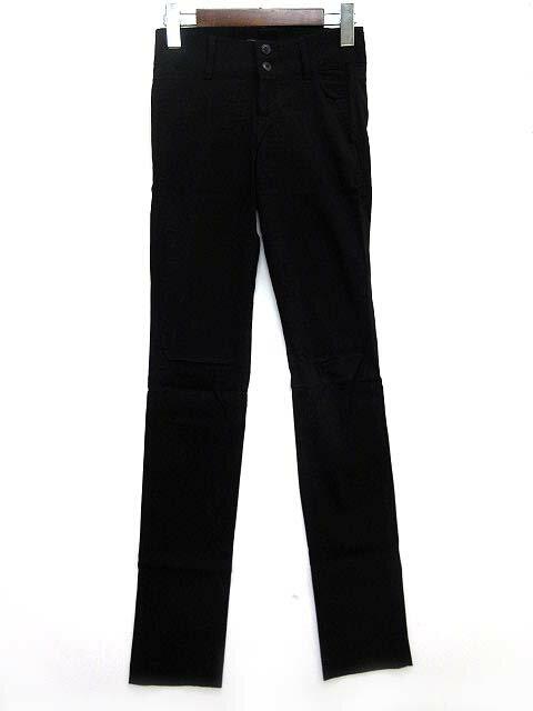 ザラ ZARA レギンス パンツ レギパン スキニー ストレッチ 黒 ブラック 36 レディース 【中古】【ベクトル 古着】 180313 古着 買取&販売 ベクトルイズム