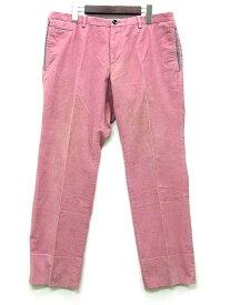 【中古】ヒューゴボス HUGO BOSS コーデュロイ パンツ スラックス ピンク 50 メンズ 【ベクトル 古着】 190702 ベクトルイズム