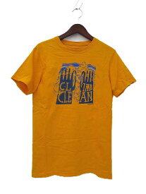 【中古】パタゴニア Patagonia Tシャツ S オレンジ 半袖 プリント カットソー 美品 メンズ 【ベクトル 古着】 200504 ベクトルイズム