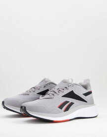 リーボック メンズ スニーカー シューズ Reebok fusium run lite sneakers in gray GRAY