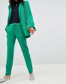 バッシュ レディース カジュアルパンツ ボトムス BA&SH Tailored PANTS Green