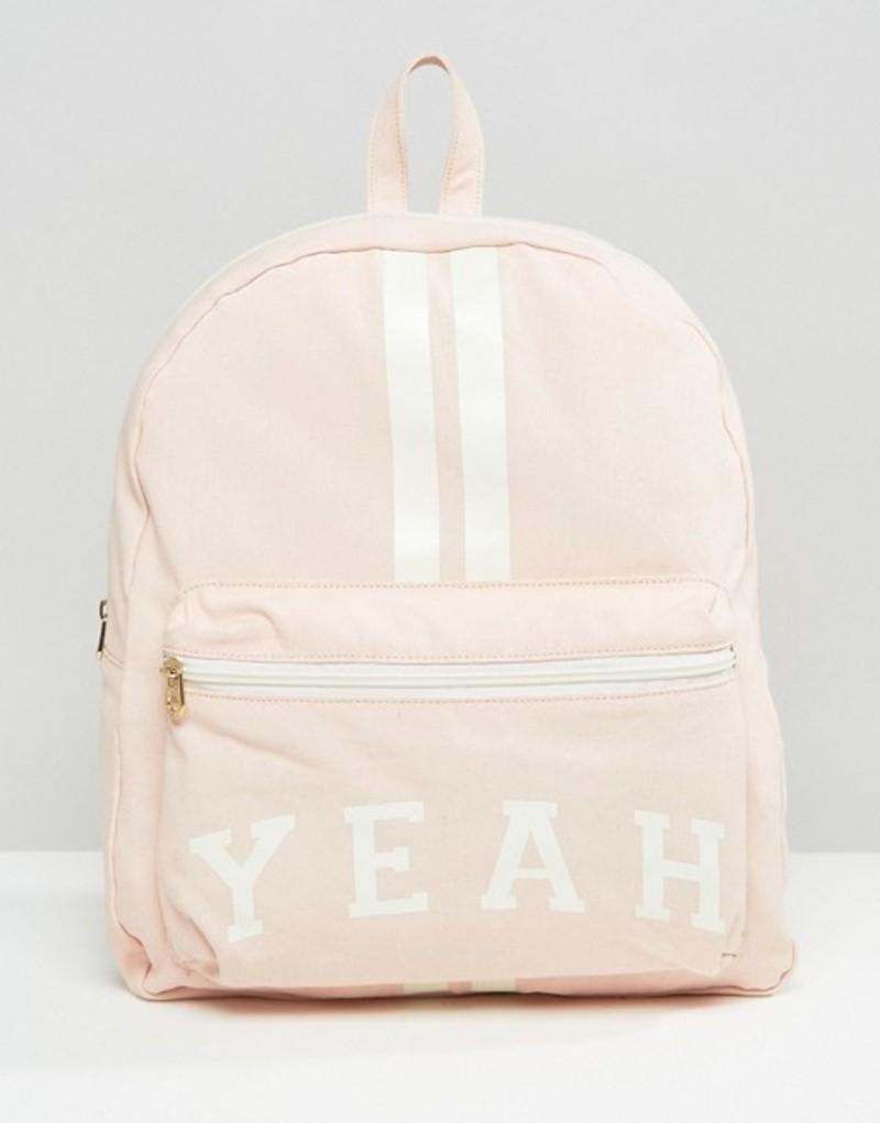 ジューシークチュール レディース バックパック・リュックサック バッグ Juicy Couture Yeah Backpack Peachy keen