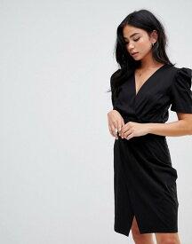 バッシュ レディース ワンピース トップス BA&SH Joplin Jersey Dress Black