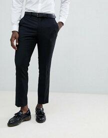 フレンチコネクション メンズ カジュアルパンツ ボトムス French Connection Plain Suit Pants Black