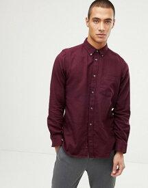 フレンチコネクション メンズ シャツ トップス French Connection Plain Flannel Shirt Chateaux