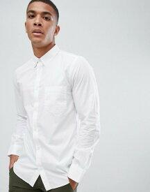 フレンチコネクション メンズ シャツ トップス French Connection Dot Shirt White/marine
