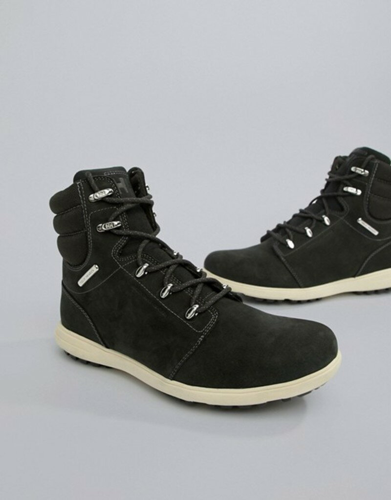 ヘリーハンセン メンズ ブーツ・レインブーツ シューズ Helly Hansen A.S.T 2 Boot Jet black