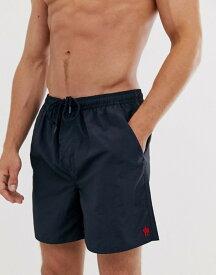 フレンチコネクション メンズ ハーフパンツ・ショーツ 水着 French Connection Swim Shorts Marine
