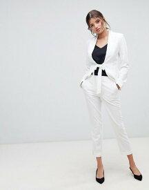 ミリーマッキントッシュ レディース カジュアルパンツ ボトムス Millie Mackintosh cigarette two-piece pants Ivory