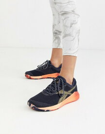 リーボック レディース スニーカー シューズ Reebok Crossfit nano sneakers in navy Navy