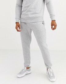 リバーアイランド メンズ カジュアルパンツ ボトムス River Island sweatpants in gray Grey