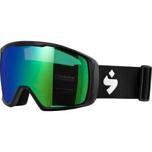 スイートプロテクション メンズ サングラス・アイウェア アクセサリー Clockwork RIG Reflect Goggles Matte Black/RIG Emerald