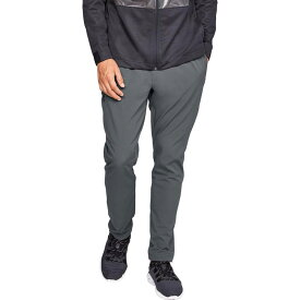アンダーアーマー メンズ カジュアルパンツ ボトムス Under Armour Men's WG Woven Pants (Regular and Big & Tall) Pitch Gray/Black