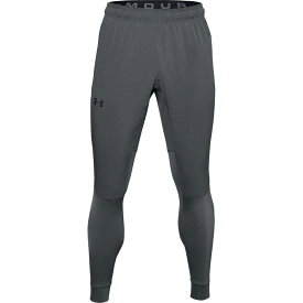 アンダーアーマー メンズ カジュアルパンツ ボトムス Under Armour Men's Hybrid Pants (Regular and Big & Tall) Pitch Gray/Black