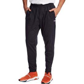 チャンピオン メンズ カジュアルパンツ ボトムス Champion Men's Sport Pants Black