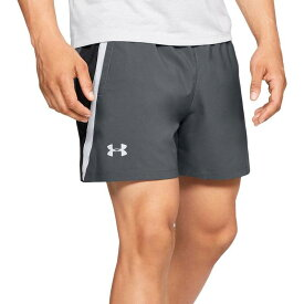 アンダーアーマー メンズ ハーフパンツ・ショーツ ボトムス Under Armour Men's Launch SW 5'' Running Shorts (Regular and Big & Tall) Pitch Gray/Mod Gray