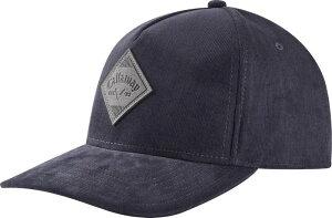 キャラウェイ メンズ 帽子 アクセサリー Callaway Men's Corduroy Hat Blue