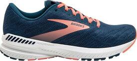 ブルックス レディース スニーカー シューズ Brooks Women's Ravenna 11 Running Shoes Majolica/Navy/Desert