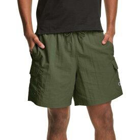 チャンピオン メンズ ハーフパンツ・ショーツ ボトムス Champion Men's Take a Hike Cargo Shorts Army