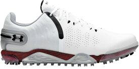 アンダーアーマー メンズ スニーカー シューズ Under Armour Men's Spieth 5 Golf Shoes White