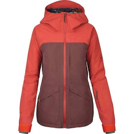 ダカイン レディース ジャケット・ブルゾン アウター Dakine Women's Tilly Jane Gore-Tex Jacket Rust Brown / Tandoori Spice