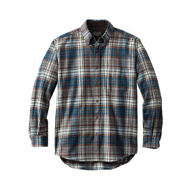 ペンドルトン メンズ シャツ トップス Pendleton Men's Long Sleeve Fireside Button Down Shirt MacDonald