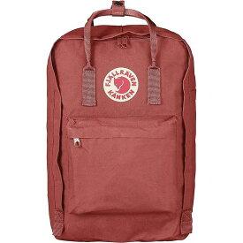 フェールラーベン メンズ バックパック・リュックサック バッグ Fjallraven Kanken 17 Inch Laptop Bag Dahlia