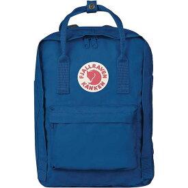 フェールラーベン メンズ バックパック・リュックサック バッグ Fjallraven Kanken 13 Inch Laptop Bag Lake Blue