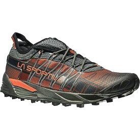 ラスポルティバ メンズ スニーカー シューズ La Sportiva Men's Mutant Shoe Carbon / Flame