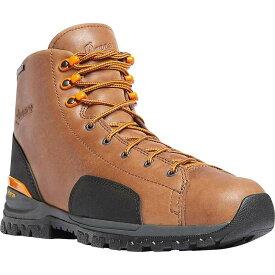 ダナー メンズ ブーツ・レインブーツ シューズ Danner Men's Stronghold NMT 6IN Boot Brown