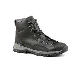 ダナー メンズ ブーツ・レインブーツ シューズ Danner Men's Stronghold 6IN WP Boot Black