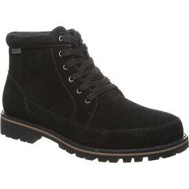 ベアパウ メンズ ブーツ・レインブーツ シューズ Bearpaw Men's Noah Boot Black II