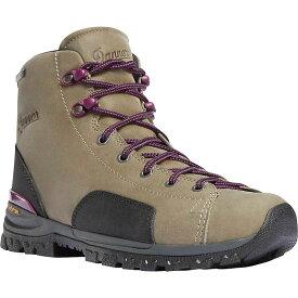 ダナー レディース ブーツ・レインブーツ シューズ Danner Women's Stronghold 5IN Boot Grey