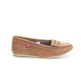 オリベート レディース スニーカー シューズ Oliberte Women's Ralini Shoe Rustic Brown Pullup
