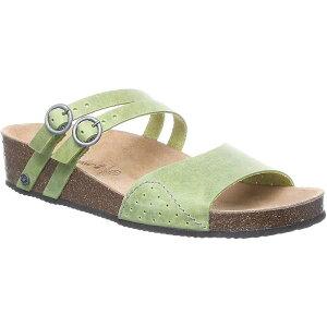 ベアパウ レディース サンダル シューズ Bearpaw Women's Amoria Sandal Green