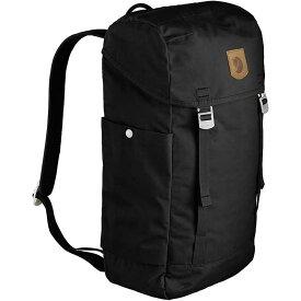 フェールラーベン メンズ バックパック・リュックサック バッグ Fjallraven Greenland Large Top Backpack Black