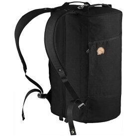 フェールラーベン メンズ ボストンバッグ バッグ Fjallraven Splitpack Duffel Bag Black