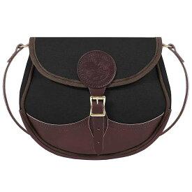 ダルースパック レディース ショルダーバッグ バッグ Duluth Pack #100 Deluxe Shell Bag Purse Black