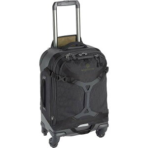 イーグルクリーク メンズ スーツケース バッグ Eagle Creek Gear Warrior 4-Wheel Carry On Travel Pack Jet Black