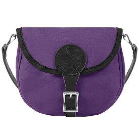 ダルースパック レディース ショルダーバッグ バッグ Duluth Pack #50 Standard Shell Bag Purple