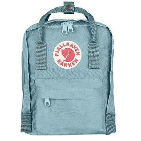 フェールラーベン メンズ バックパック・リュックサック バッグ Fjallraven Kanken Mini Backpack Sky Blue