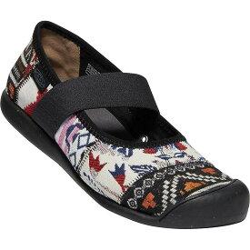 キーン レディース スニーカー シューズ Keen Women's Sienna MJ Canvas Shoe Multi / Black