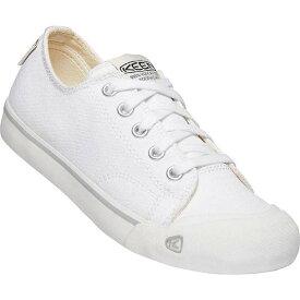 キーン レディース スニーカー シューズ Keen Women's Coronado III Shoe White