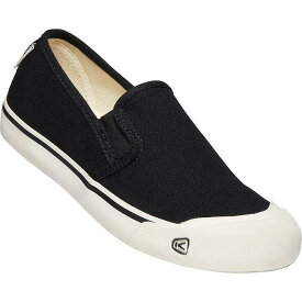 キーン レディース スニーカー シューズ Keen Women's Coronado III Slip On Shoe Black