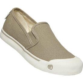 キーン レディース スニーカー シューズ Keen Women's Coronado III Slip On Shoe Brindle