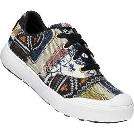キーン レディース スニーカー シューズ Keen Women's Elena Oxford Shoe Multi / White