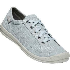 キーン レディース スニーカー シューズ Keen Women's Lorelai Hemp Sneaker Blue