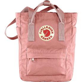 フェールラーベン メンズ トートバッグ バッグ Fjallraven Kanken Mini Totepack Pink